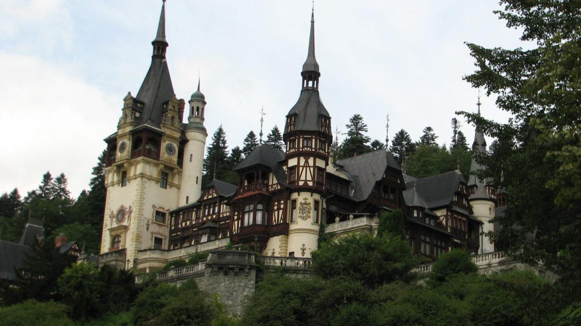Сказочная Румыния. Часть 2