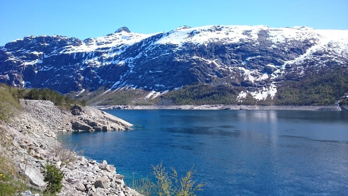 Величественная природа Норвегии в стихах.