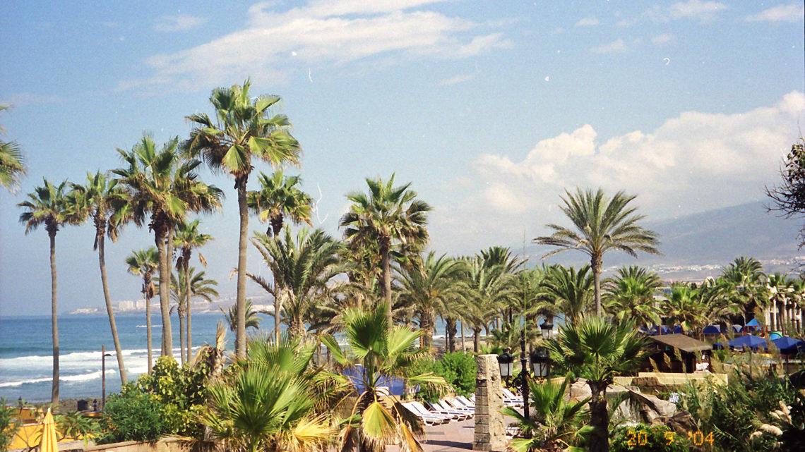 Тенерифе – пляжная жемчужина Атлантики