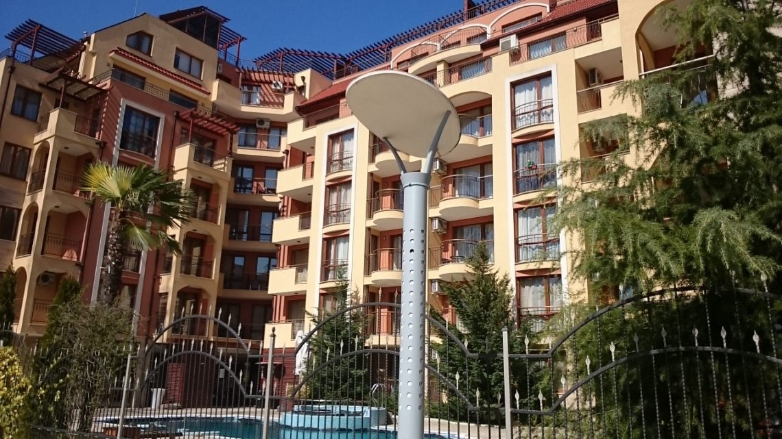 Сдается апартамент на Солнечном Берегу. Болгария
