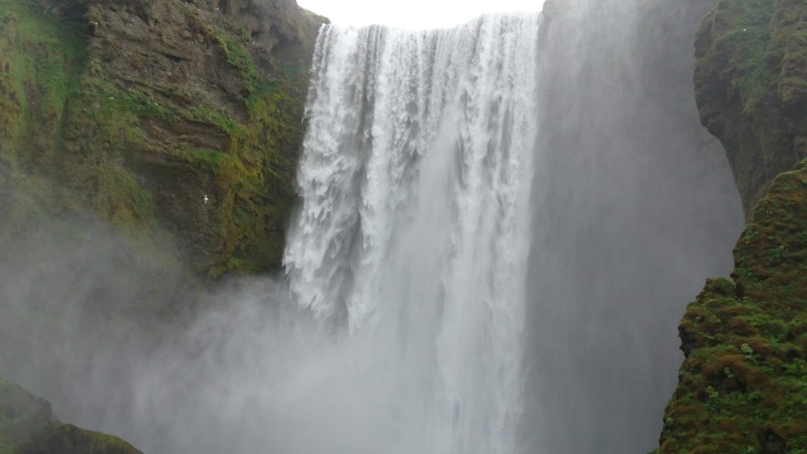 Водопады Исландии. Часть 1
