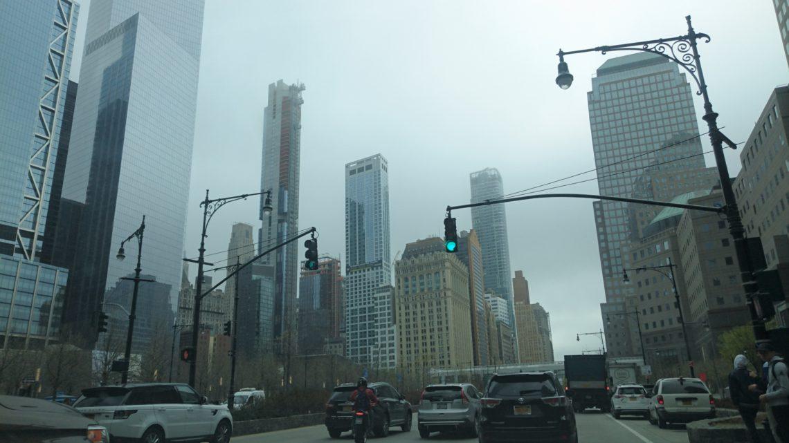 Нью-Йорк. Манхеттен