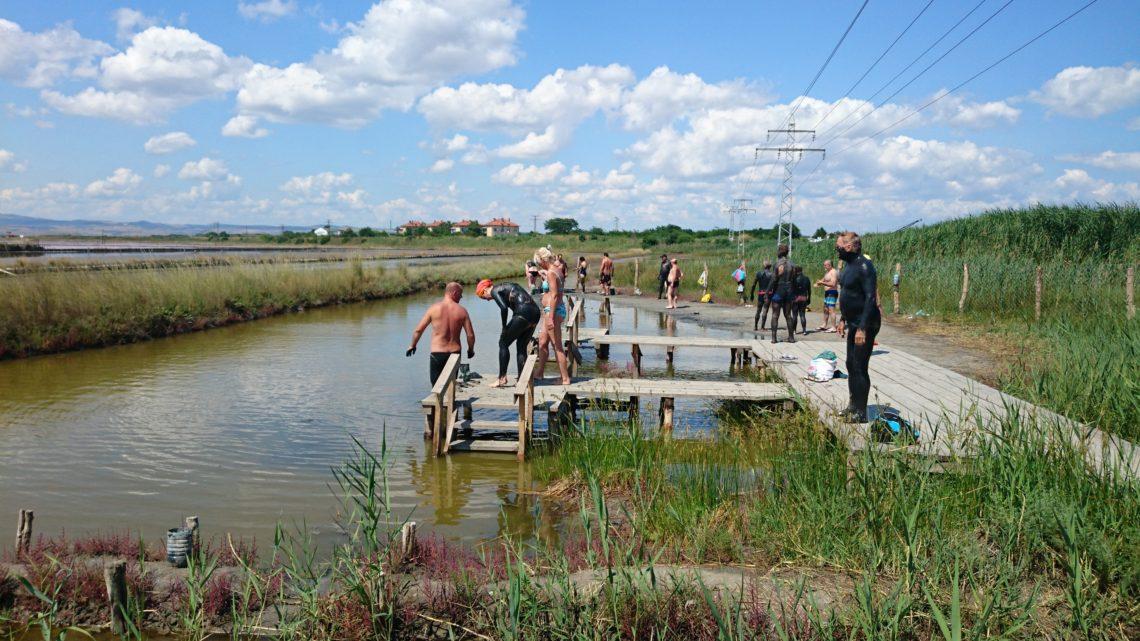 Солницы – лечебные грязи и соленые пруды Болгарии.